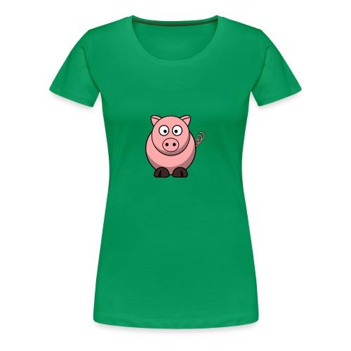Little Piggy - Women's Premium T-Shirt