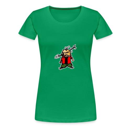 Pene piola, uwu. - Women's Premium T-Shirt