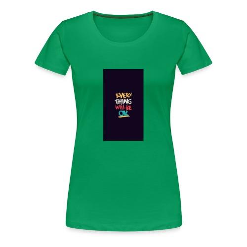 Gifted mugs - Women's Premium T-Shirt