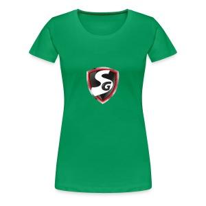 Original SimboiiGamer Logo - Women's Premium T-Shirt