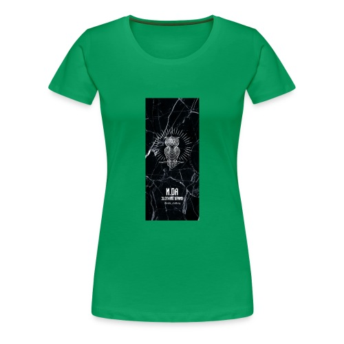 coque-BLAKKK - Women's Premium T-Shirt