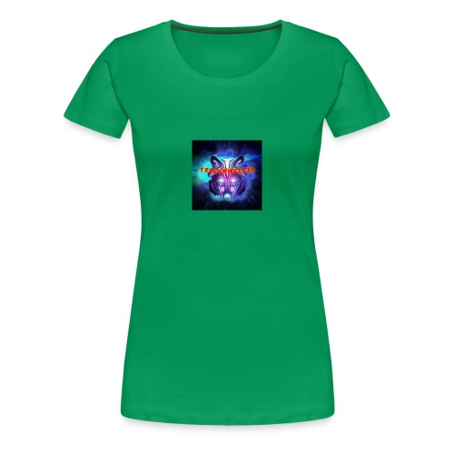 Different logo out go - Women's Premium T-Shirt