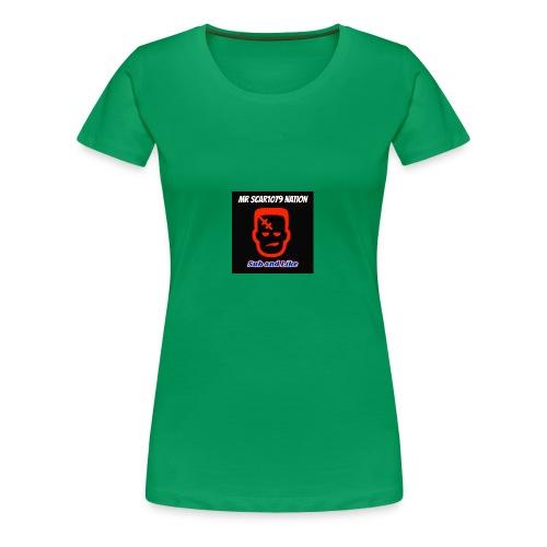 Mr Scar Nation Merch - Women's Premium T-Shirt