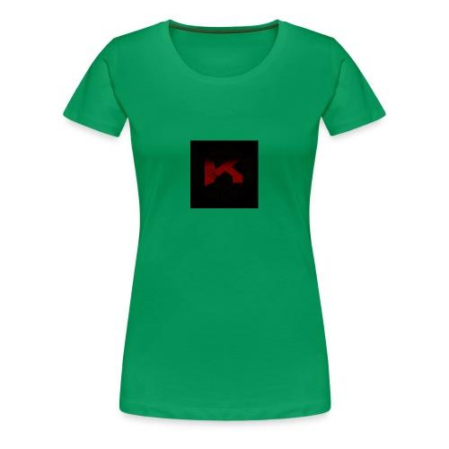 Kevv Gaming Logo T-Shirt - Women's Premium T-Shirt