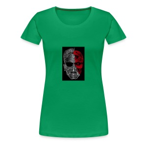digitalart 4 - Women's Premium T-Shirt