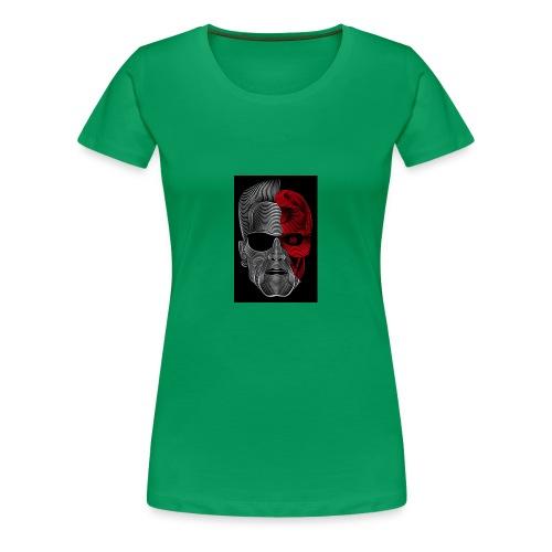 digitalart 4 - Women's Premium T-Shirt