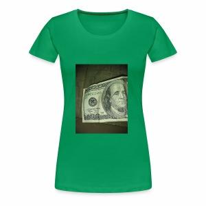 100 - Women's Premium T-Shirt