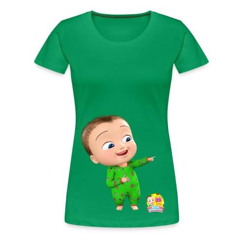 BABY JOHNNY FUN TIME - Women's Premium T-Shirt