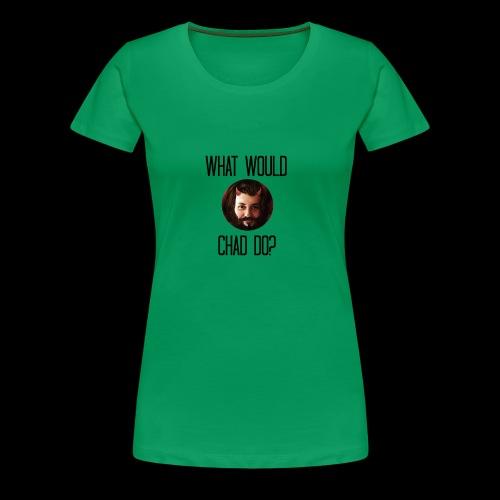 WWCD - Women's Premium T-Shirt