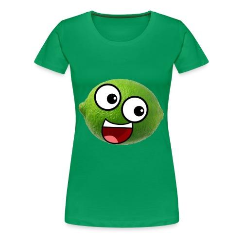 Limellop's Logo - Women's Premium T-Shirt