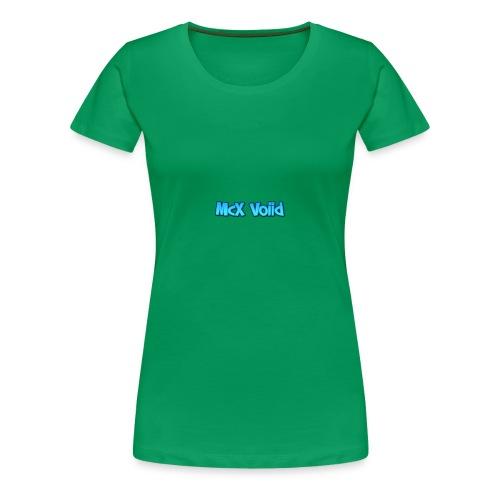McX Voiid - Women's Premium T-Shirt