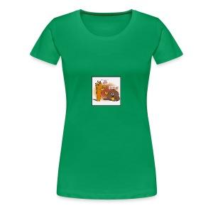 Rock And Ruler - Women's Premium T-Shirt