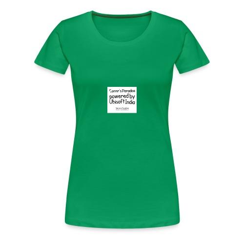 Cool Gamer Quote Apparel - Women's Premium T-Shirt