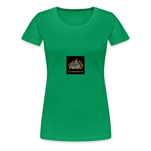 Slipy Show Logo - Women's Premium T-Shirt