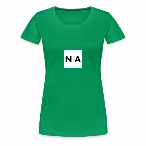 N/A Basic - Women's Premium T-Shirt