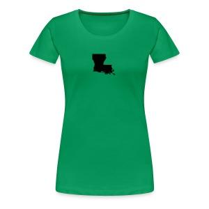 LA SMALL - Women's Premium T-Shirt