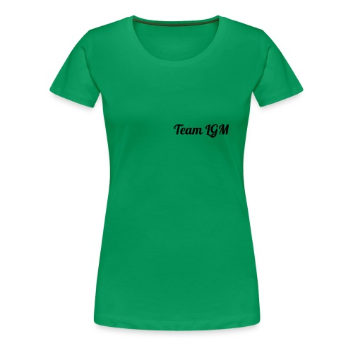 Team LGM - Women's Premium T-Shirt