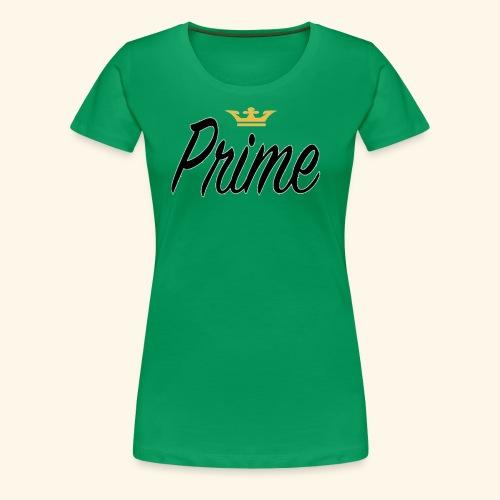 prime - Women's Premium T-Shirt