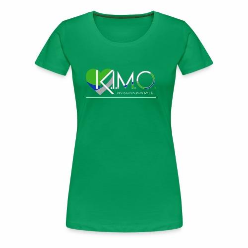 K.I.M.O. T-Shirt - Women's Premium T-Shirt