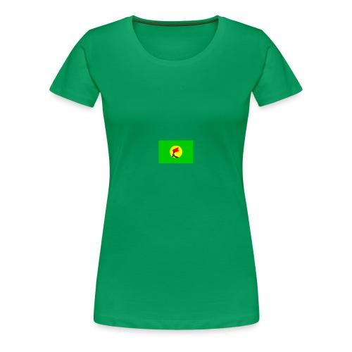 Zaïre - Women's Premium T-Shirt