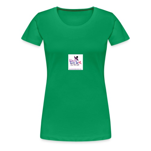 Black Women in Business - Women's Premium T-Shirt