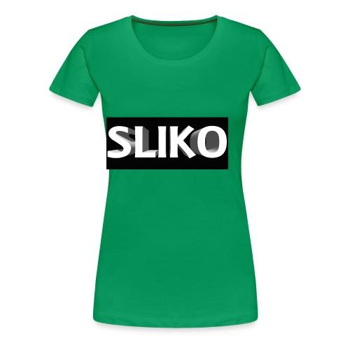 SLIKO - Women's Premium T-Shirt
