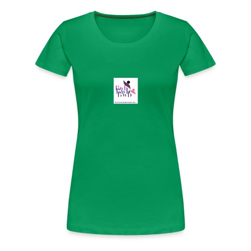 Black Women in Business - Women's Premium T-Shirt