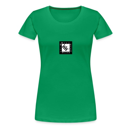 Phone logo - Women's Premium T-Shirt