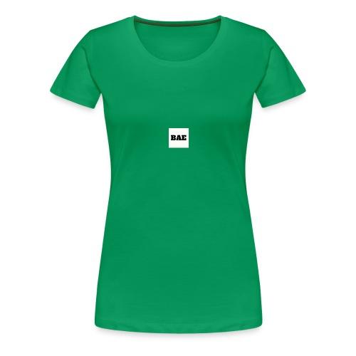BAE PHONE CASE - Women's Premium T-Shirt