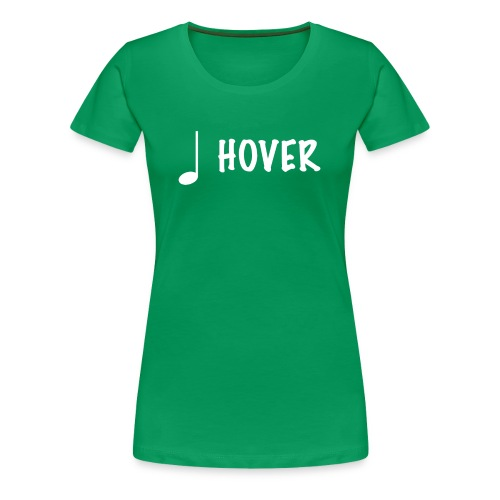 Hover by Astronomy487 - Women's Premium T-Shirt