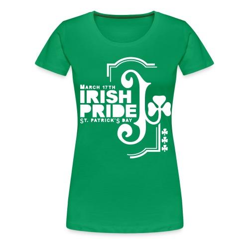 IRISH PRIDE - Women's Premium T-Shirt