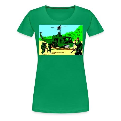 ANZAC - Women's Premium T-Shirt