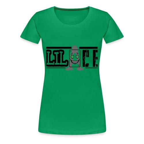 Lil Ace - Women's Premium T-Shirt