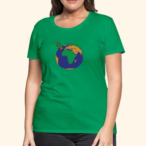 The CG137 logo - Women's Premium T-Shirt