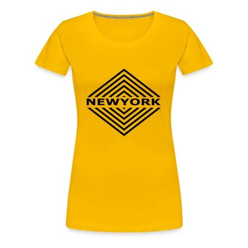 Newyork City by Design - Women's Premium T-Shirt