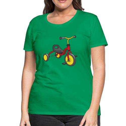 Tricycle for kids - Women's Premium T-Shirt