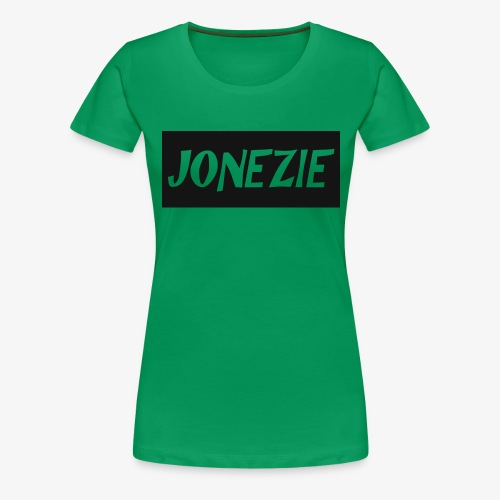JONEZIE - Women's Premium T-Shirt