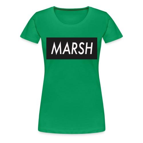 marsh apperal - Women's Premium T-Shirt