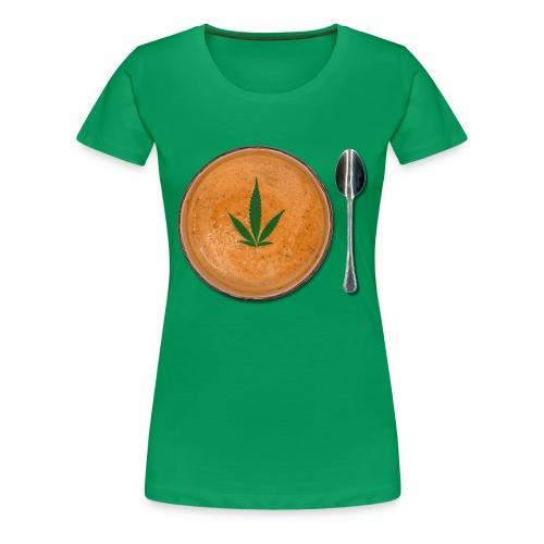 Soup Du Jour - Women's Premium T-Shirt