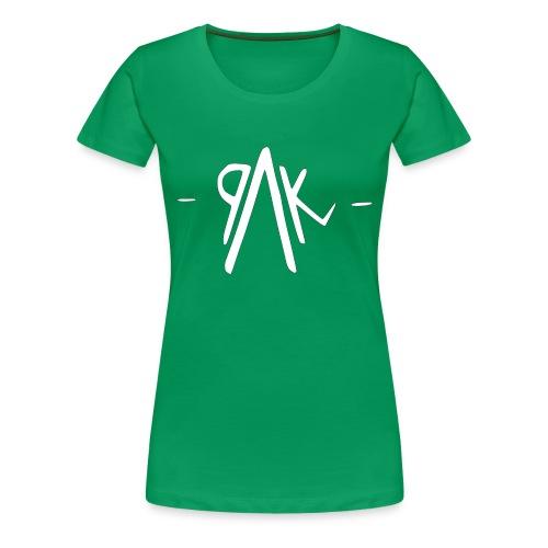 pakpakpakwhite - Women's Premium T-Shirt