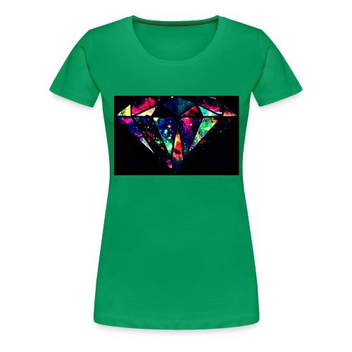 diamond-7 - Women's Premium T-Shirt