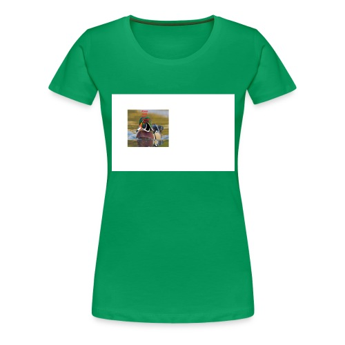 duck_life - Women's Premium T-Shirt