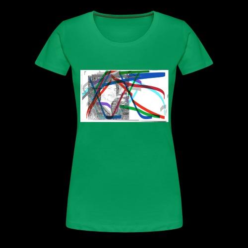 scotts art - Women's Premium T-Shirt