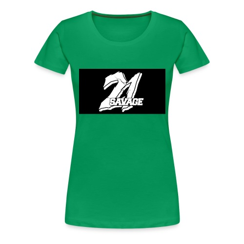 21 savage shirt - Women's Premium T-Shirt