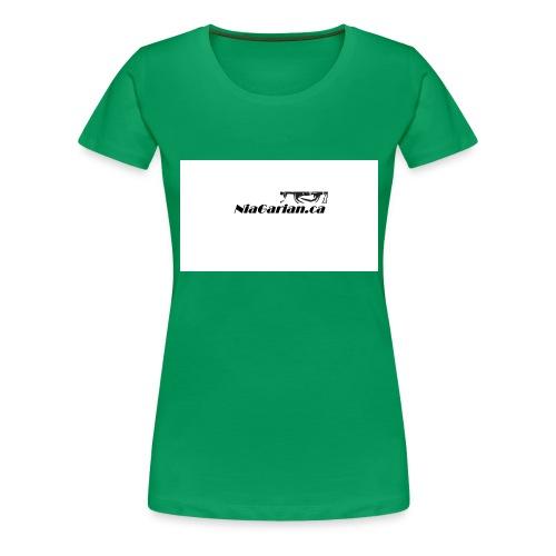 Niagarian Hoodie - Women's Premium T-Shirt