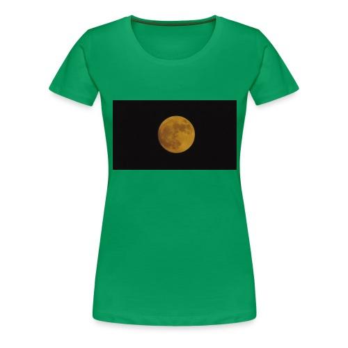 Moon Shining - Women's Premium T-Shirt