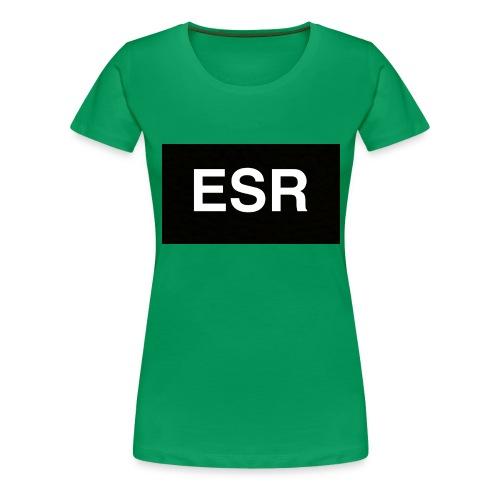 ESR Sweatshirt - Women's Premium T-Shirt