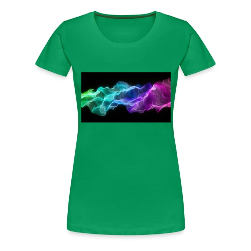ws Curtain Colors 2560x1440 - Women's Premium T-Shirt