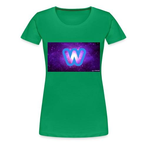 CC3ED43E 3336 4A07 B83F 7F037EB68713 - Women's Premium T-Shirt