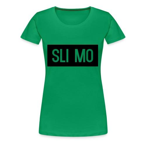 Logoforhoddies - Women's Premium T-Shirt